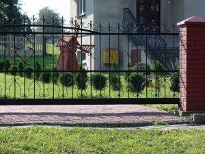 Bram-Stal ogrodzenia posesyjne kute 11