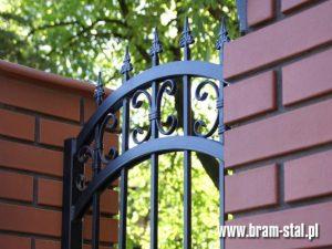Bram-Stal ogrodzenia posesyjne kute 22