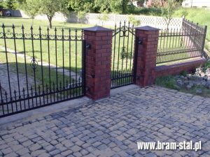 Bram-Stal ogrodzenia posesyjne kute 24