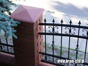 Bram-Stal ogrodzenia posesyjne kute 28