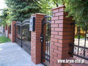 Bram-Stal ogrodzenia posesyjne kute 31