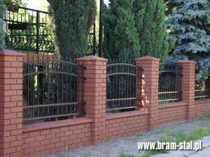 Bram-Stal ogrodzenia posesyjne kute 32